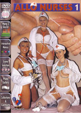 Allo Nurses 1 front cover