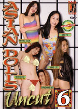 Asian Dolls Uncut 6 front cover