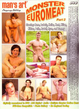 Monster Euromeat 2 back cover