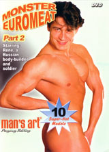 Monster Euromeat 2 front cover