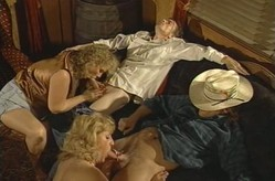 Country style couple fuck night