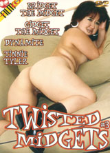 Twisted Midgets 3 front cover