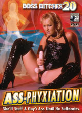 Boss Bitches 20 Ass-Phyxiation front cover