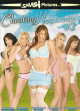 Cheating Housewives 2 front cover