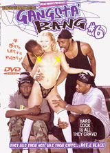 Gangsta Bang #6 front cover