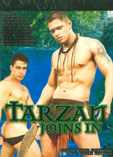 Tarzan Joins In porn dvd cover