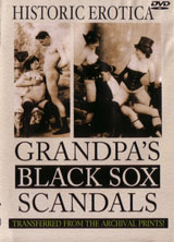 Grandpa's Black Sox Scandals front cover