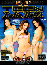 Teen Latin Dolls 3 front cover