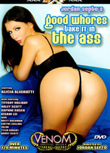 Good Whores Take It In The Ass front cover