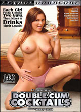 Double Cum Cocktails front cover