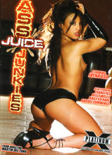 Ass Juice Junkies front cover