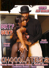 Dirty Sexy Chocolates #2 front cover