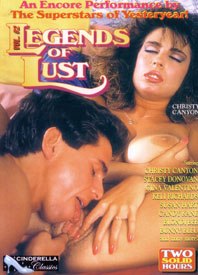 Legends of Lust Vol. 2 front cover
