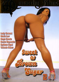 Sweet as Brown Sugar #2 front cover