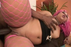 Black whore picked on the streets & fucked