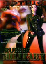 Rubber Military front cover