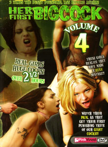 Her First Big Cock Vol. 4