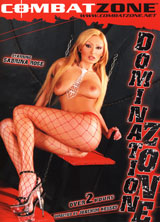 Domination Zone front cover