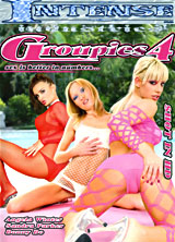 Groupies #4 front cover