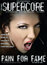 Pain For Fame front cover