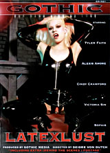 Latex Lust front cover