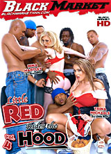 Little Red Rides the Hood Vol. 4 front cover