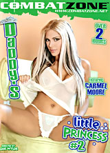 Daddy's Little Princess #2 front cover
