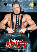 Unleash The Beast porn dvd cover