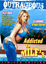 Addicted to MILFs front cover