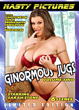Ginormous Jugs Vol. 2 front cover