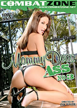 Mommy Dear Ass #3 front cover