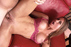 Curvy Blonde Gets Pounded