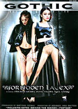 Forbidden Latex front cover