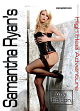 Samantha Ryan's High Heel Adventure front cover