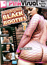 Pounding Black Booties Vol. 1