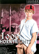 1000 Horny Nights front cover