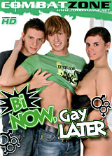Bi Now, Gay Later front cover