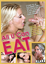 All U Can Eat front cover