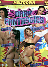 Dark Fantassies front cover