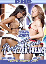 First Time Black Freaks #3