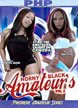 Horny Black Amateurs #3