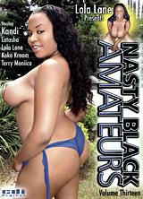 Nasty Black Amateurs #13