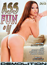 Ass Fun #4 front cover
