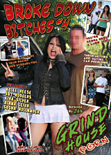 Broke Down Bitches #4 front cover