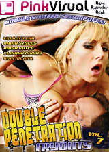 Double Penetration Tryouts #7 front cover