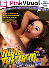 Double Penetration Tryouts #8