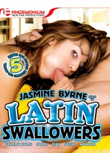 Latin Swallowers front cover