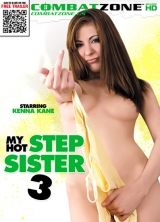 My Hot Step Sister #03 HD front cover