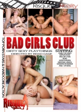 Bad Girls Club - Dirty Sexy Playthings Part 3 front cover