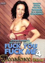 Fuck You Fuck Me #4 front cover